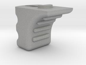 Keymod handstop in Aluminum