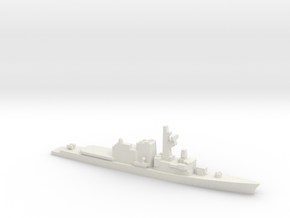 Hatsuyuki-class destroyer, 1/2400 in White Strong & Flexible
