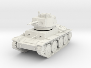 PV129 Stridsvagn m/41 (1/48) in White Strong & Flexible