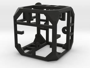 360 Rig Xiaomi Yi 4K in Black Natural Versatile Plastic