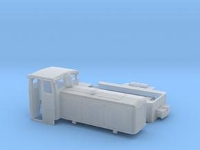 Feldbahnlok LKM V10C Spur 0e/0f 1:45 in Smooth Fine Detail Plastic
