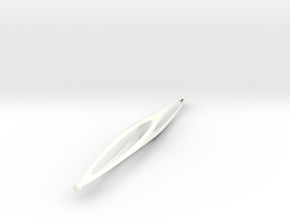 Exotic Pen - Supernova Soccer in White Processed Versatile Plastic