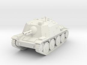 PV131 SAV m/43 7.5cm (1/48) in White Strong & Flexible