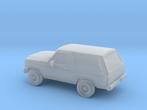 1/100 1984 Ford Bronco in Smoothest Fine Detail Plastic