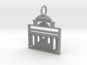 Columbia Pendant in Aluminum