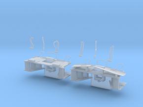 GP9 Pilot Set, Generic in Smooth Fine Detail Plastic
