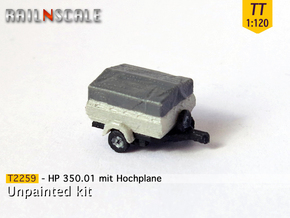 HP 350.01 mit Hochplane (TT 1:120) in Smooth Fine Detail Plastic