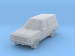 1:87 Escort mk 2 2 door van hollow in Frosted Ultra Detail