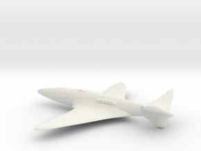 1/144 Bugatti 100 P in White Natural Versatile Plastic