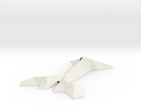 Alien H4-680 Stealth Canopy for Drone Multirotor in White Natural Versatile Plastic