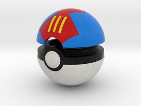 Pokeball (Lure) in Full Color Sandstone