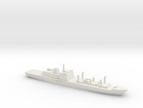 Mashu-class replenishment oiler, 1/2400 in White Natural Versatile Plastic