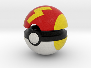 Pokeball (Fast) in Full Color Sandstone