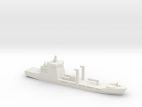 Pakistan Navy Fleet Tanker (PNFT), 1/2400 in White Natural Versatile Plastic