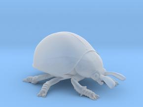 Ladybug in Smooth Fine Detail Plastic