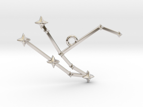 The Constellation Collection - Andromeda in Platinum