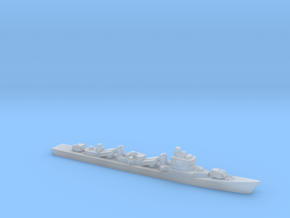 Type 051 Destroyer, 1/2400 in Smooth Fine Detail Plastic