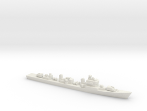 Type 051G1/2 Destroyer, 1/2400 in White Natural Versatile Plastic