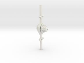 Mod Rear 1/18 in White Natural Versatile Plastic
