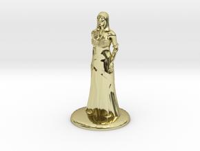 Hathor - 25mm in 18k Gold
