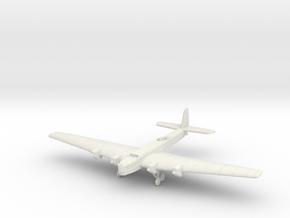 1/200 Tupolev TB-3 in White Natural Versatile Plastic