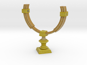 """""""TP"""" Mirror of Twilight (Stand Base) in Full Color Sandstone"""