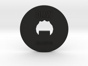 Clay Extruder Die: Rim 002 03 in Black Natural Versatile Plastic