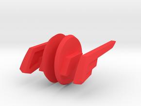 FLASH - Kid Flash Wings in Red Processed Versatile Plastic