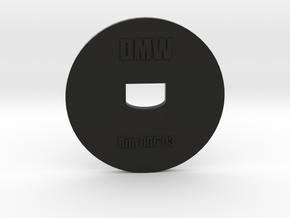 Clay Extruder Die: Rim 006 03 in Black Natural Versatile Plastic
