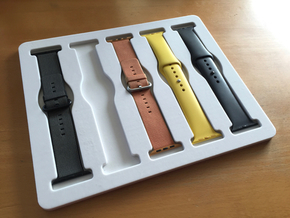 Apple Watch Band Tray Mk 2 in Sandstone