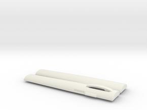 Insulin Case CS 2016 in White Natural Versatile Plastic