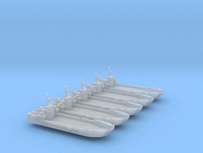 1/700 Scale Vietnam LCU-1466 class in Smooth Fine Detail Plastic