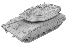 1:87 - Merkava IV [FUD] in Frosted Ultra Detail