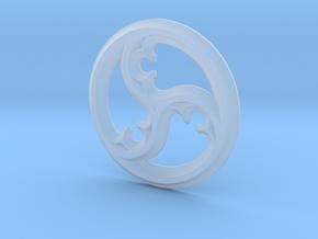 Dreischneusz in Smooth Fine Detail Plastic
