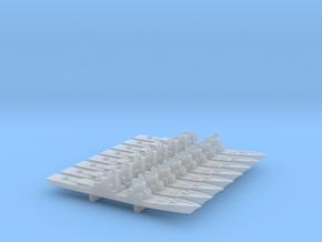 Cruiser Baseline x 8, 1/6000 in Smooth Fine Detail Plastic