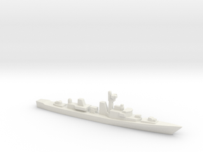 Yamagumo-class destroyer, 1/3000 in White Natural Versatile Plastic