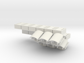 1:18 ERA Panels Additional X2 in White Strong & Flexible