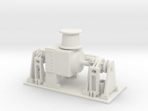 STANTUG 2208 - Anchorwinch in White Strong & Flexible: 1:50