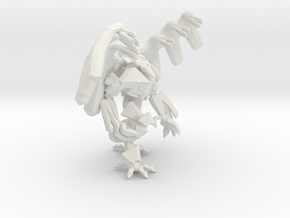 RF Skylord in White Natural Versatile Plastic
