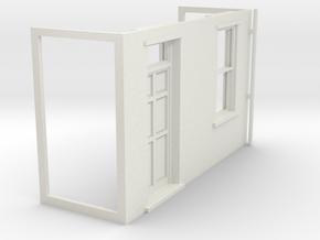Z-87-lr-house-rend-tp3-ld-sash-rg-1 in White Natural Versatile Plastic