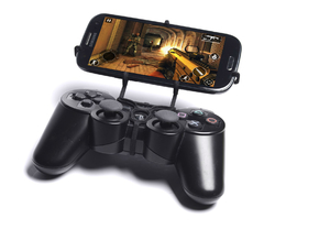 PS3 controller & Samsung Galaxy Note7 in Black Strong & Flexible