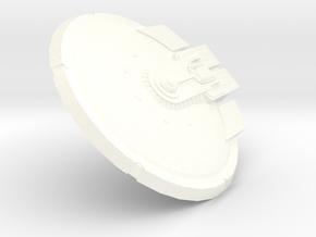 Smooth Ent B in White Processed Versatile Plastic