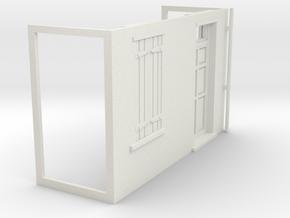 Z-87-lr-house-rend-tp3-rd-rg-sc-1 in White Natural Versatile Plastic