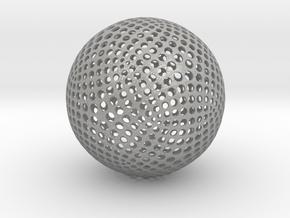 Designer Sphere in Aluminum