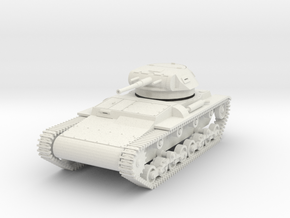 PV137A Verdeja 1 Light Tank (28mm) in White Strong & Flexible
