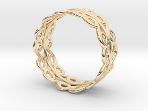 Roman I in 14K Yellow Gold: 5 / 49