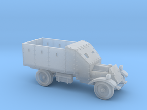 Lancia Armoured Truck 1921 (6mm) in Smooth Fine Detail Plastic