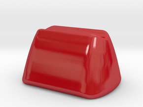 -pen holder The Toddler porcelain in Gloss Red Porcelain