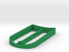 Open 5.00 Entretoise Compas Iris 100. in Green Processed Versatile Plastic