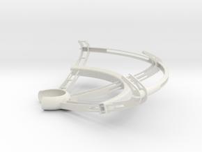Claw SV - Propeller Guard for DJI Phantom Drone in White Natural Versatile Plastic
